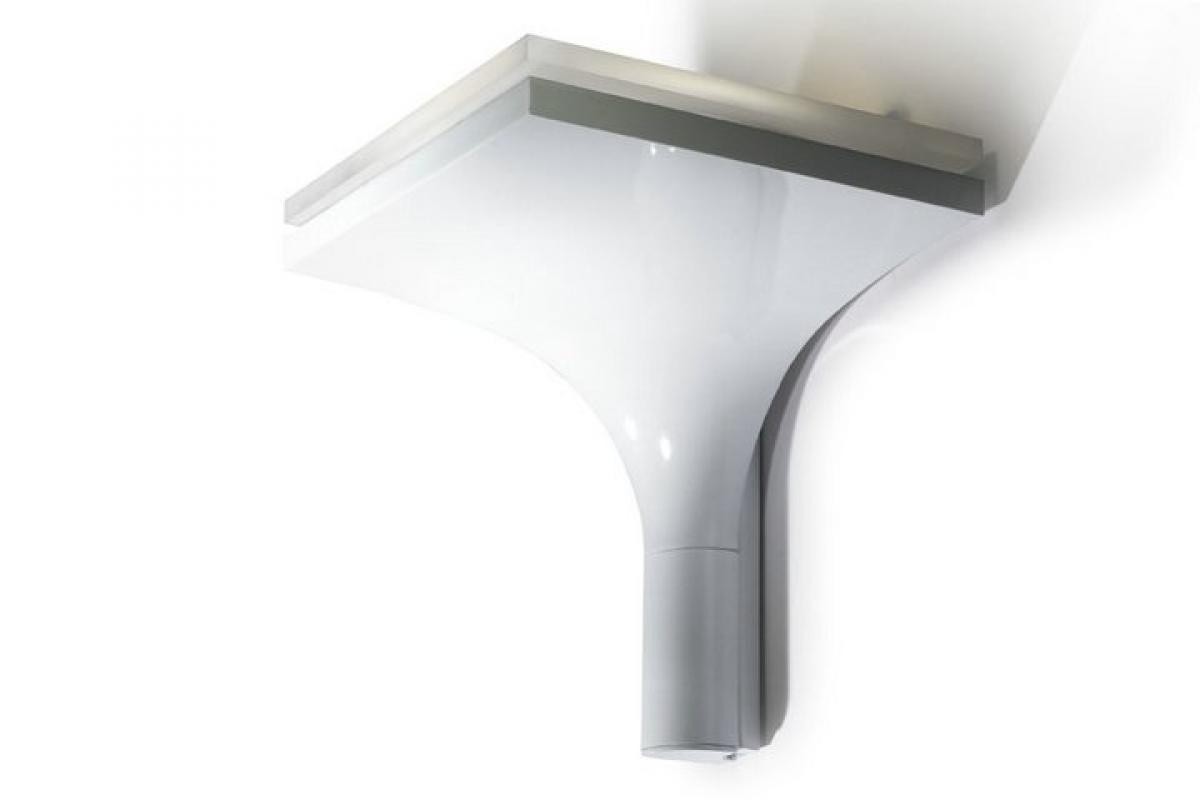 Grok arc applique nero lámparas de diseño