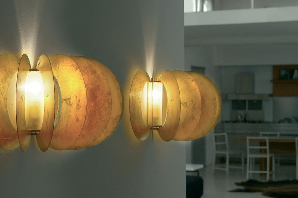 Icone minitallux zucca applique foglia di oro v satin zuccaapfos