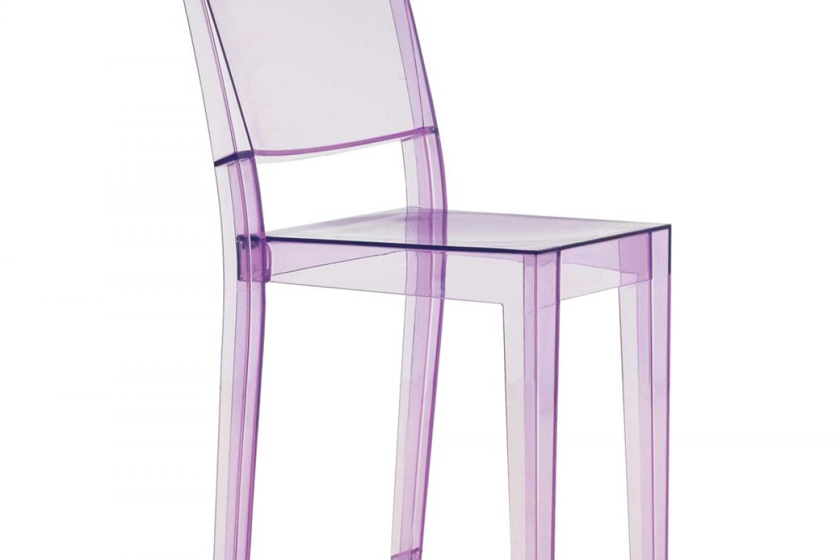 Kartell la marie sedia trasparente unità di lámparas de