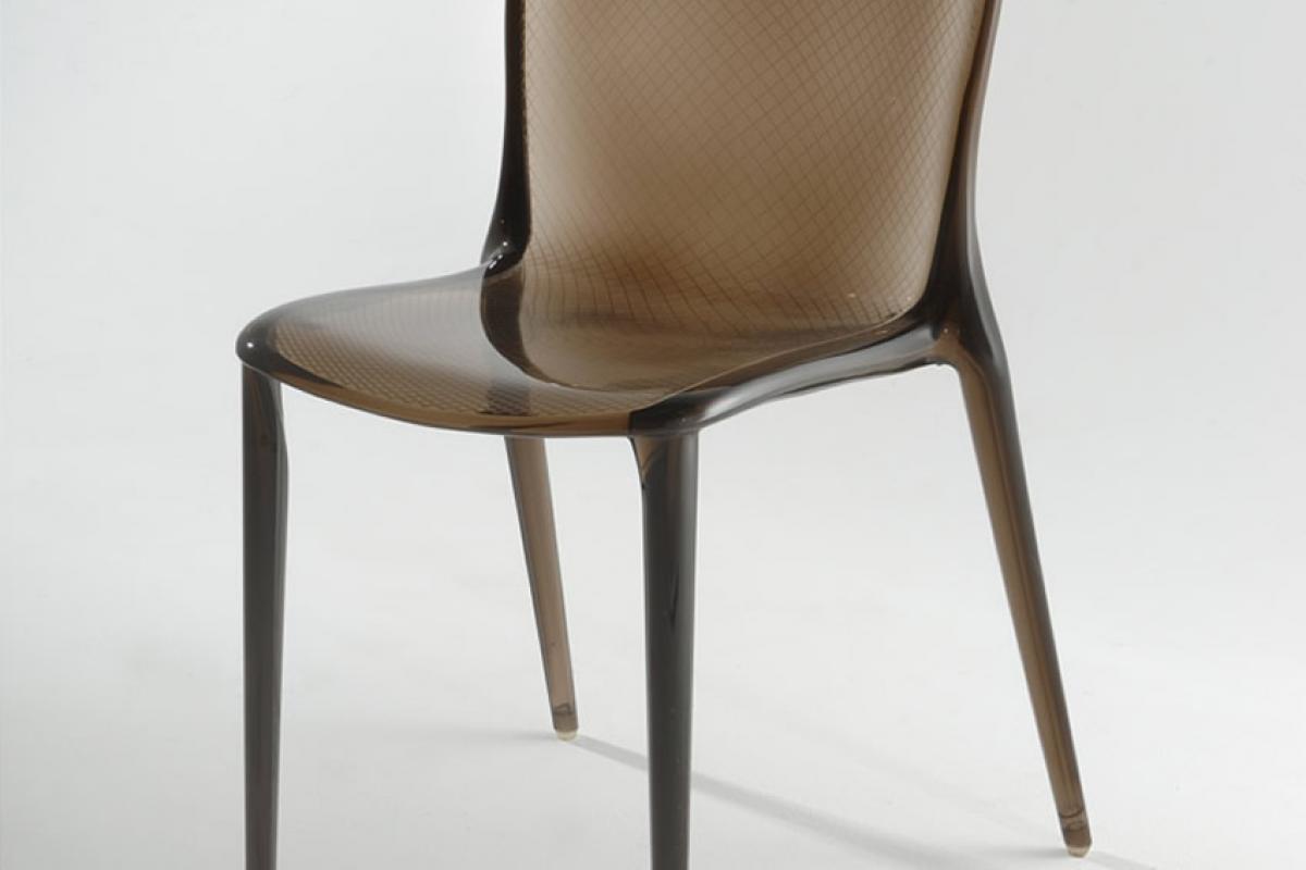 Kartell thalya sedia trasparente cm lámparas de diseño