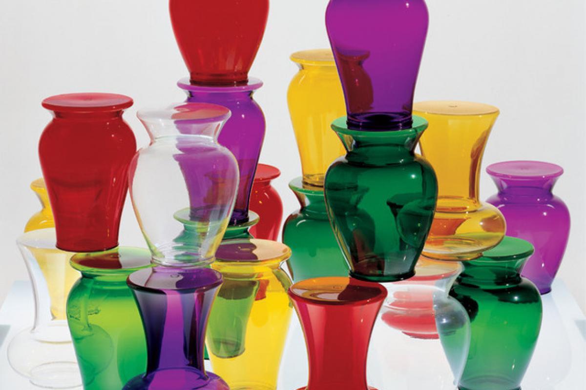 Kartell la bohème sgabello trasparente lámparas de diseño