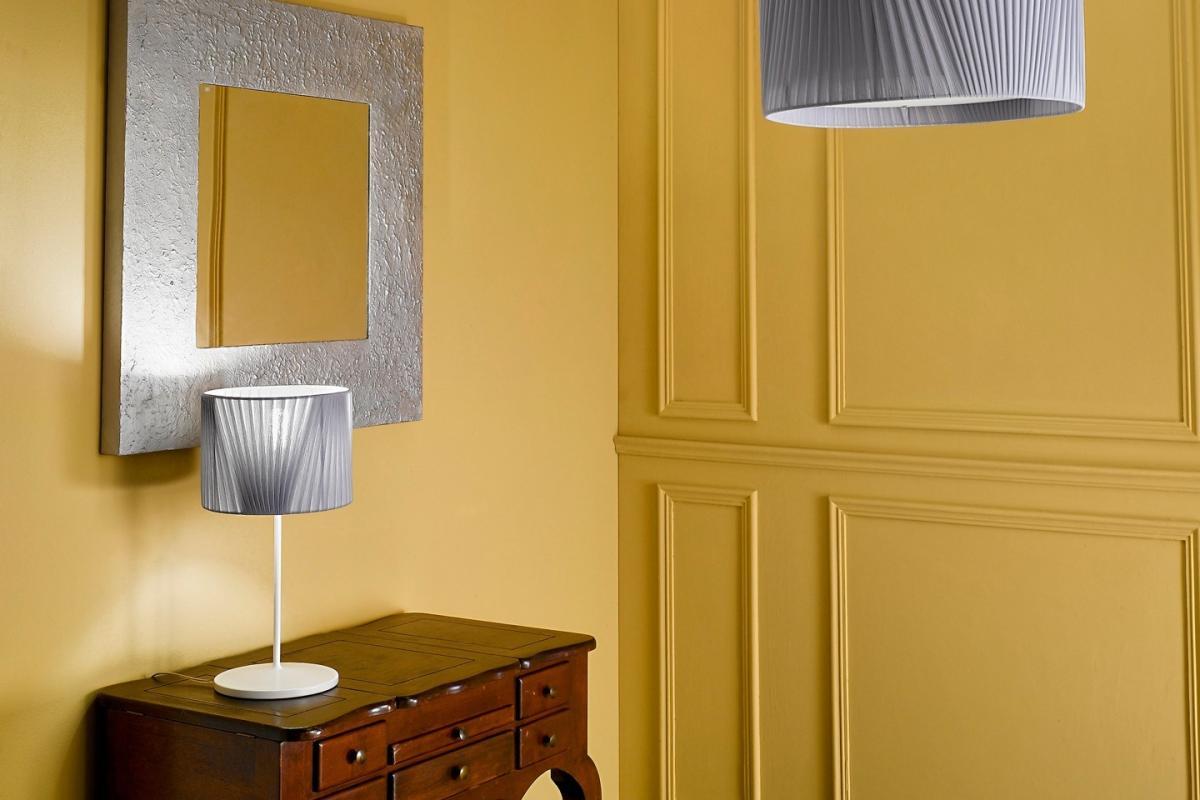 Linealight kyria abat jour a applique grigio lámparas de diseño