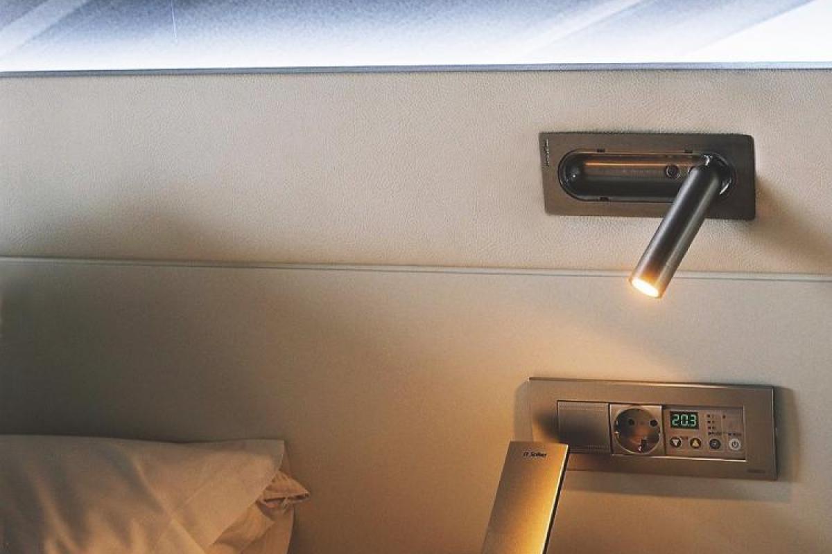 Marset ledtube rsc applique rettangolare a lámparas de diseño