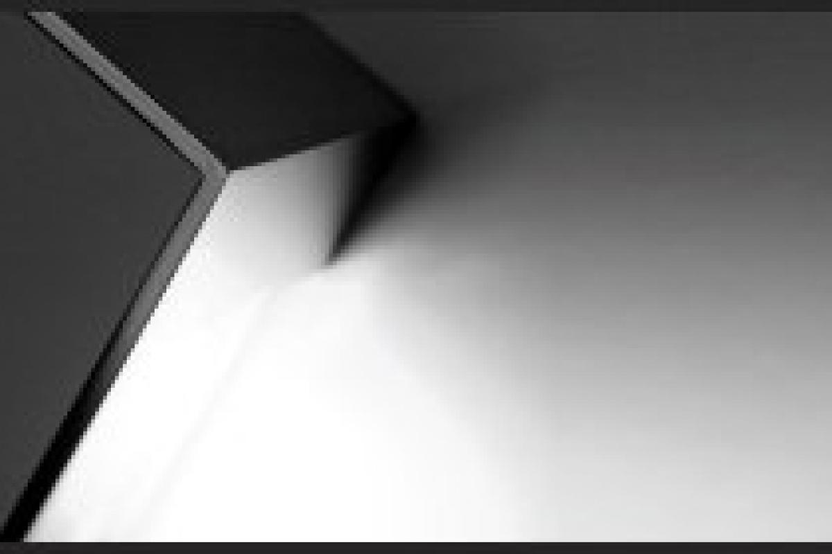 Vibia alpha applique rettangolare laccato lámparas de diseño