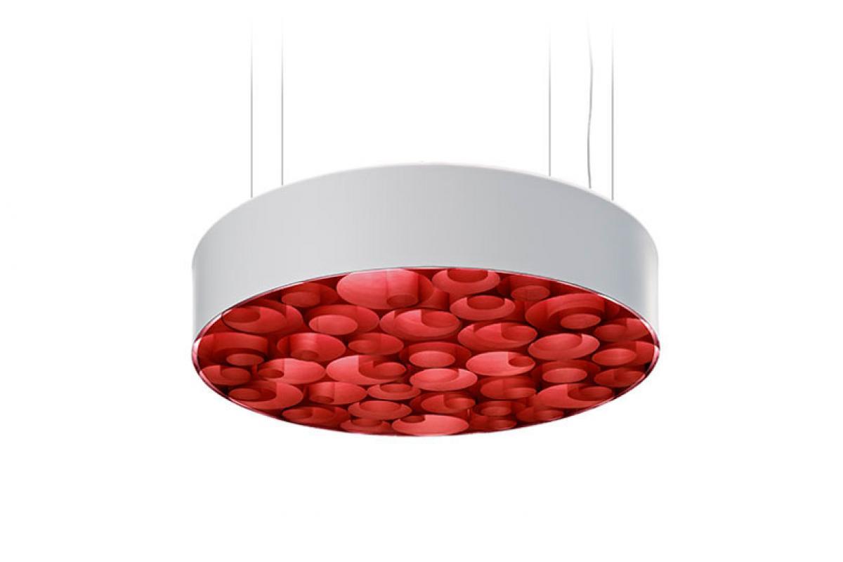 Lzf Lamps Spiro Pendant Lamp Acr 195 173 Lico Medium Spro Sm W Led Dimbt L 225 Mparas De Dise 241 O
