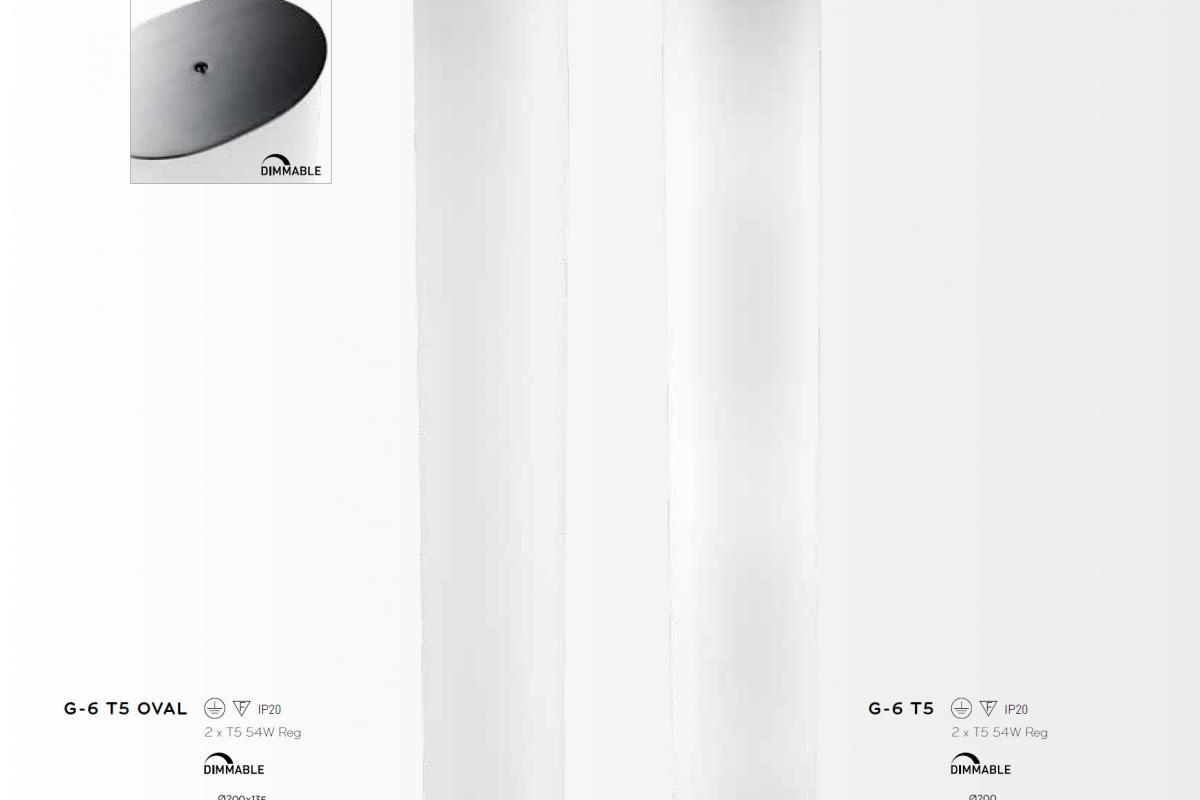 Pujol iluminacion giravolt l mpara de pie g 6 t5 - Iluminacion de pie ...