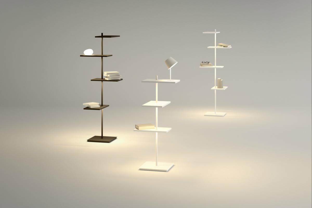 Vibia suite applique con luce di lettura lámparas de diseño