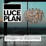 Silenzio (lampenschirm) Lampe Pendelleuchte textil- kvadrat 148,5cm - Grau oscuro