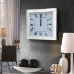Adam Reloj de pared 40,5x40,5x5,2cm