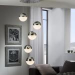 LAMPARA 5L LED·SPHERE·Ø33