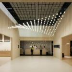 Algorithm Suspension max. 200cm 24xLED 3,15W dimmable - Laqué blanc mat