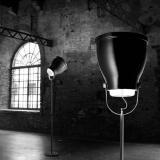 Bigbell lámpara von Stehlampe Aluminium