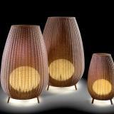 Amphora - 01 (Solo Estructura) Lámpara de Pie Exterior sin panta