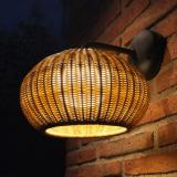 Garota (Accessory) lampshade 27cm Brown