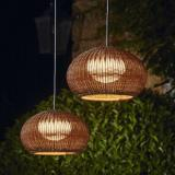 Garota - Hang (Solo Structure) ceiling lamp Outdoor without lamps