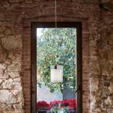 Oliver (Solo Structure) Lampe Suspension sans abat-jour 16w E27 -
