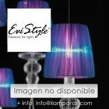 Fall PA Wall Lamp (Estructura Chrome) 3xG9 40w Black