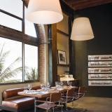 Amax Pendant Lamp ø32x29x400cm 1x20w E27 (FL) white