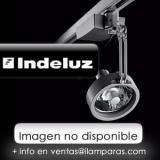 Apliq. sup.luz dir./indir. Al LED 3x2W 4100K IP54 Blanco text/Gr