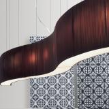 Vanity S2 Lámpara Colgante Moka