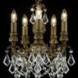 Lámpara de Cristal 0135 5