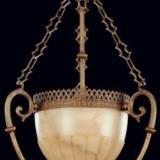 Lámpara de Alabastro 1894 3