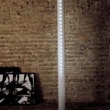 Confort lámpara de Pie Aluminio 1L