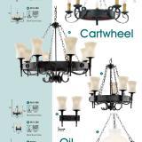 Cartwheel 0812 2BK Nero