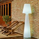 Lola 165 Lámpara de Pie Exterior luz fría 45x165cm