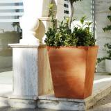 Calendula 50 Rústica planter 52x52x63cm
