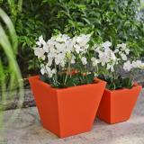 Clavel 30 planter 30x30x28cm