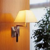 Carlota (Solo Structure) Wall Lamp without lampshade 23cm E27 46w