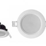 AquarumFix Embutida Rodada Alumínio acrílico 7W IP65
