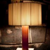 Moragas (Accessory lampshade) tape with ribete of silk