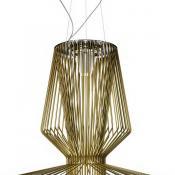 Allegro Assai Pendant Lamp ø136cm Gold