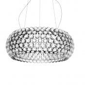 Caboche large Pendant Lamp Transparent