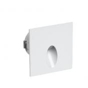 Quara 65 Q Empotrable LED 2W Blanco