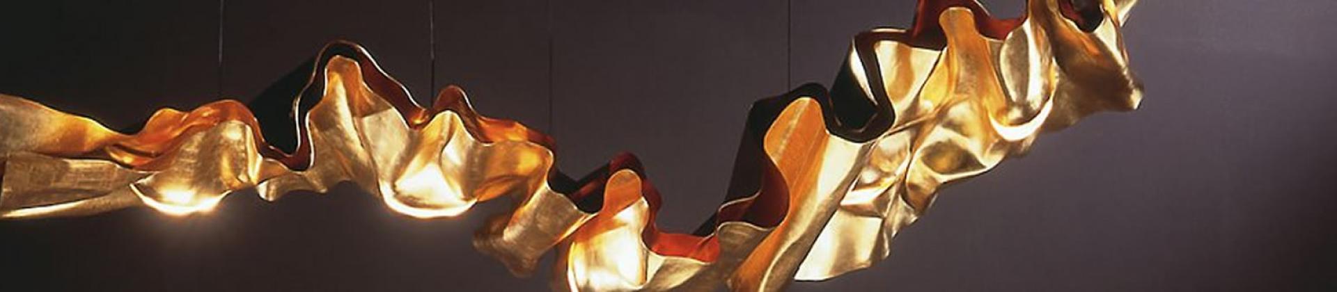 Don quixote Ingo Maurer - Lámparas de diseño