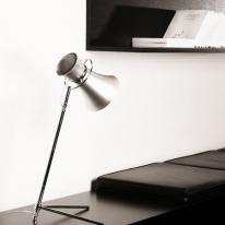 RCA de B-Lux: Aplique y lámpara de mesa en uno