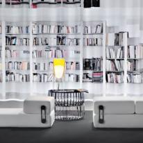 Kartell nos sorprende con Trix, el mueble multifuncional