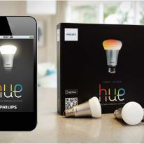 PHILIPS lanza HUE, iluminación Led para el hogar