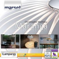 MARANGA de MARSET diseñada por Christophe Mathieu