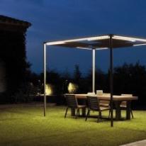 Iluminación de restaurantes - Terrazas cálidas e íntimas
