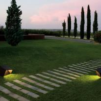 La mejor iluminación para jardín exterior funcional