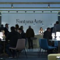 Fontana Arte, La luz de inmuebles en una casa hermosa
