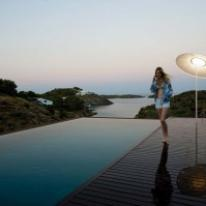 "I Saloni 2011: Parasol Iluminado ""Wind"" by Vibia, design de Jordi Vilardell"