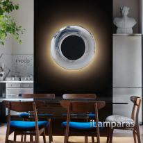 Lunaire de Fontana Arte; la lámpara lunática