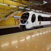 La tecnología LED llega al Metro Donostialdea de San Sebastián