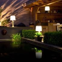 Objetivo: iluminar nuestra terraza