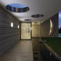 Anna la luminaria exterior e interior de Ares Lighting